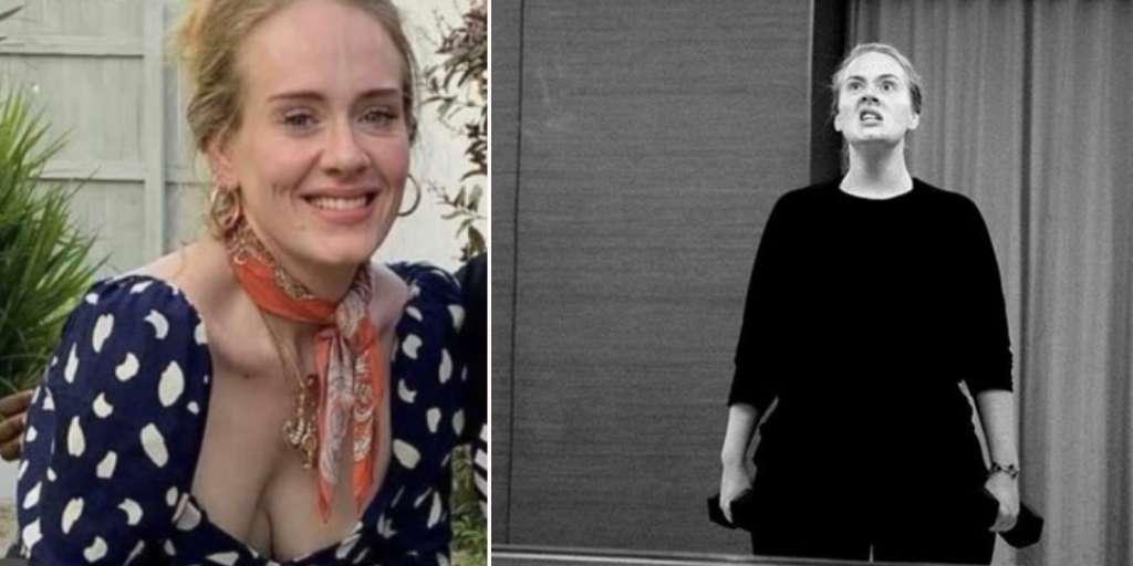 Heftiger Gewichtsverlust Sangerin Adele Ist Kaum Adele