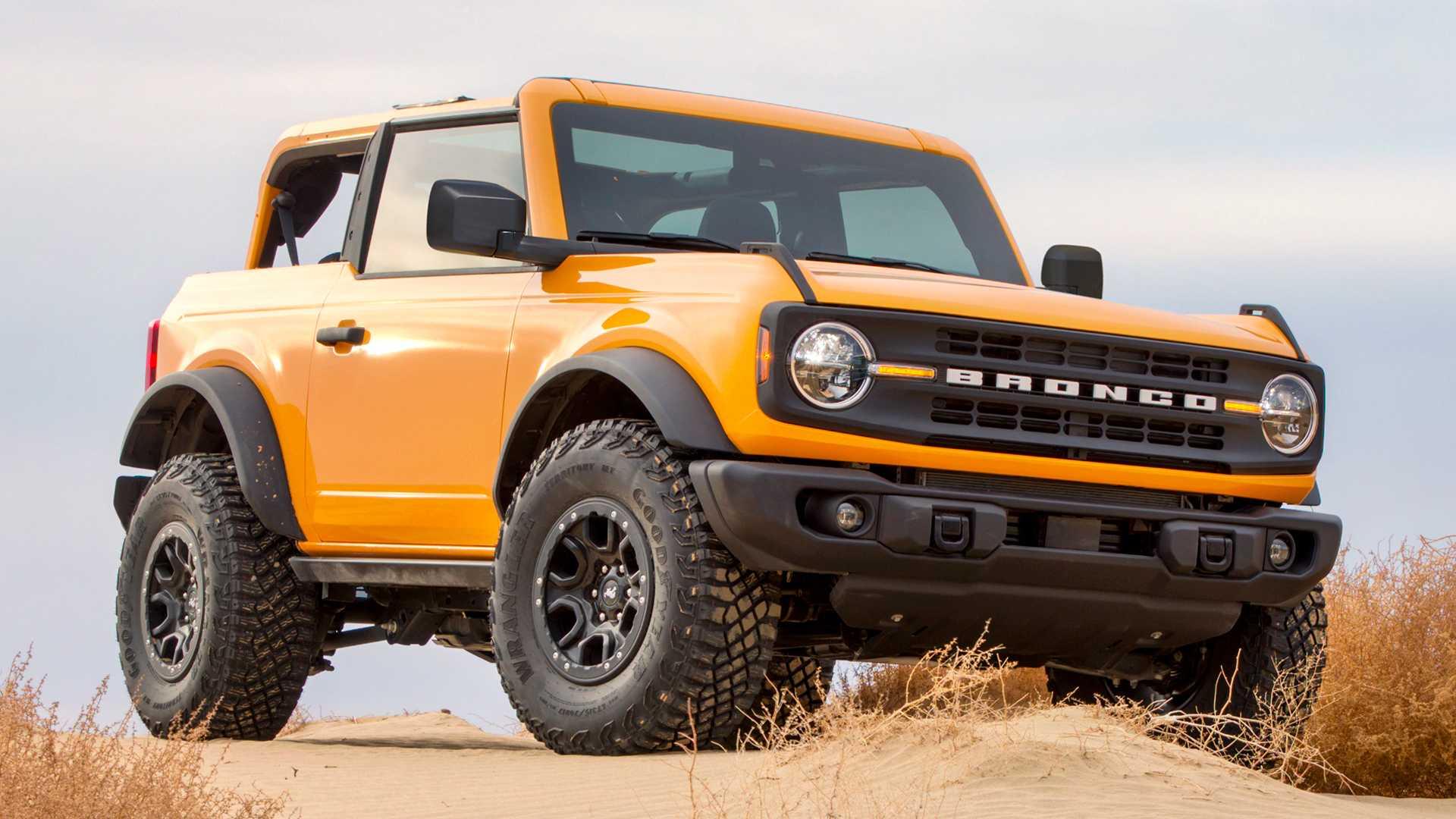 Ford Bronco (2021): Alle Details, Daten, Preise un... Ford ...