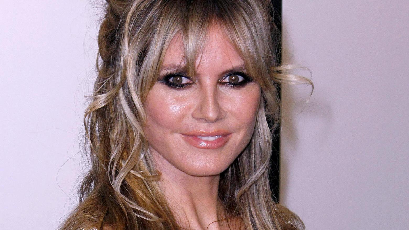 Leni Klum wird 16: Mama Heidi Klum zeigt seltenes ... Leni ...